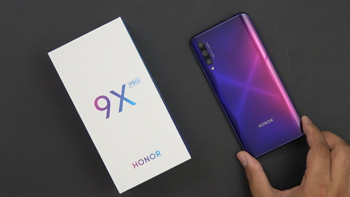 Honor 9X : Should you be afraid?