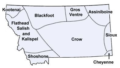 Montana at the Time of Lewis and Clark: Part 2
