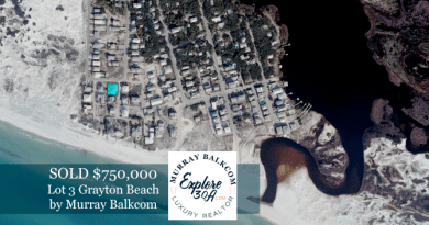Grayton Beach Lot 3