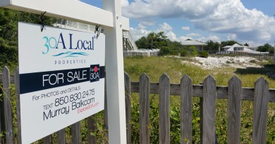Lot 3 Grayton Beach