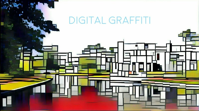 Digital Graffiti