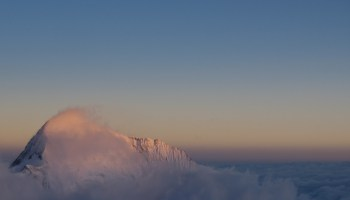 Everest, Kangshung Face, South Col, North Ridge