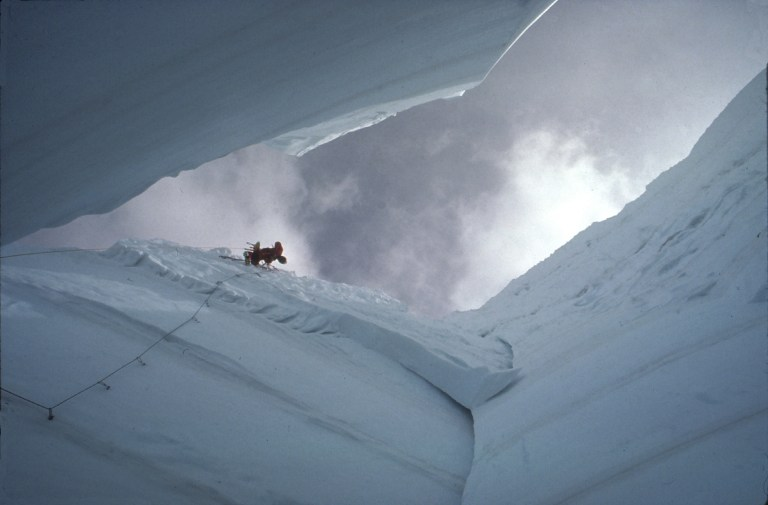 Ed Webster, Kangshung Face, Everest