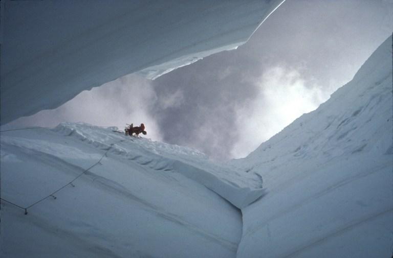Ed Webster, Kangshung Face, Everest