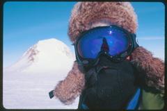 vinson,, antarctica, new route