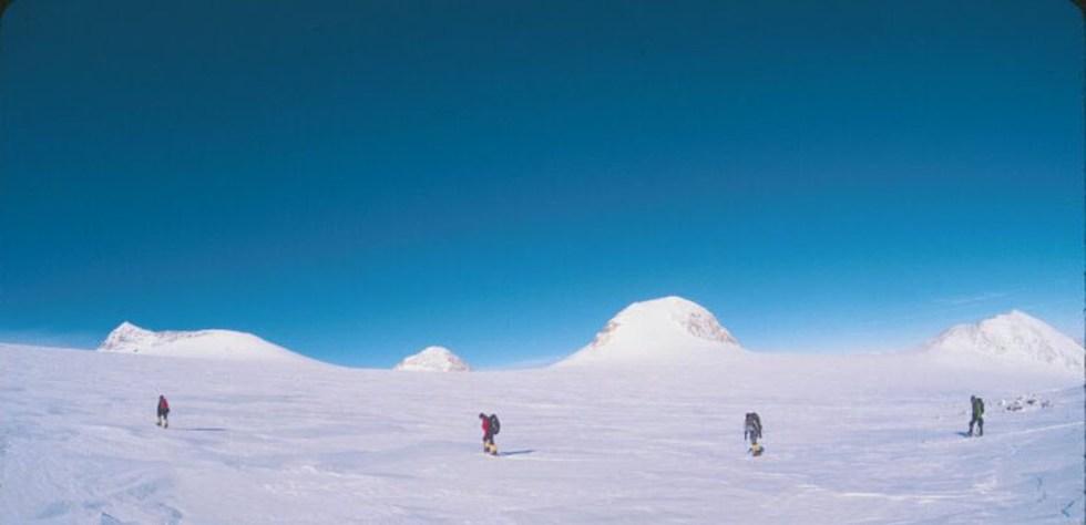 Double 003, Vinson, Antarctica, Vinson massif, Chris Heintz