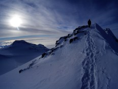 Summit Ridge, Vinson Massif