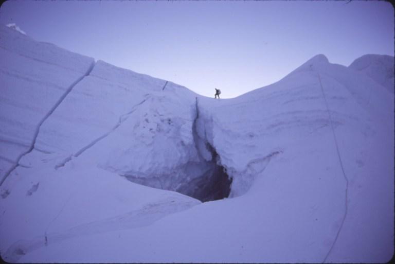 Everest Khumbu Icefall
