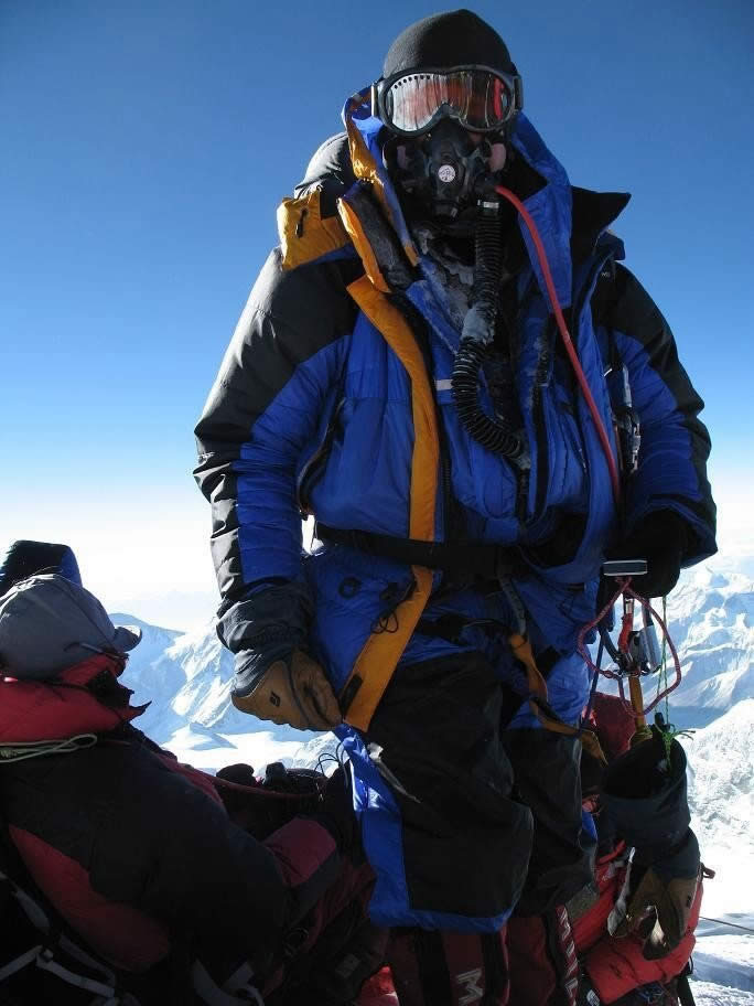 Everest 2010 Summit