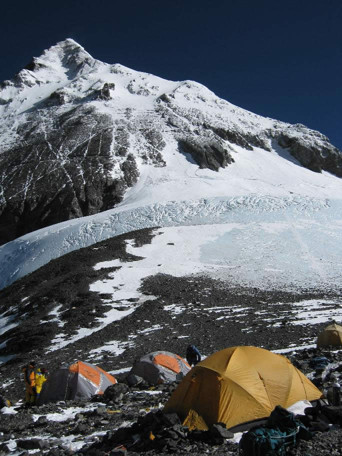 Everest, South Col, South s