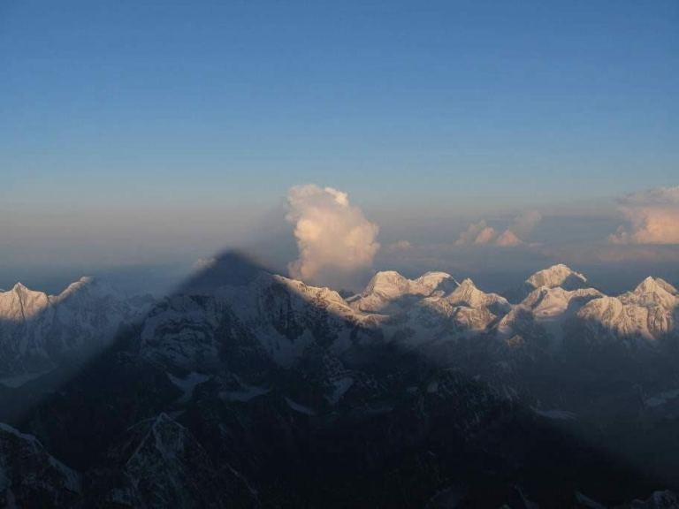 Everest, Sunrise