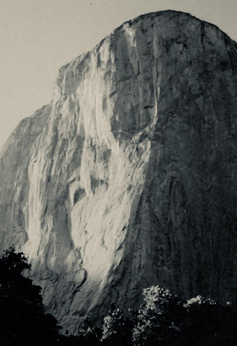El Cap, El Capitan, Robert mads anderson