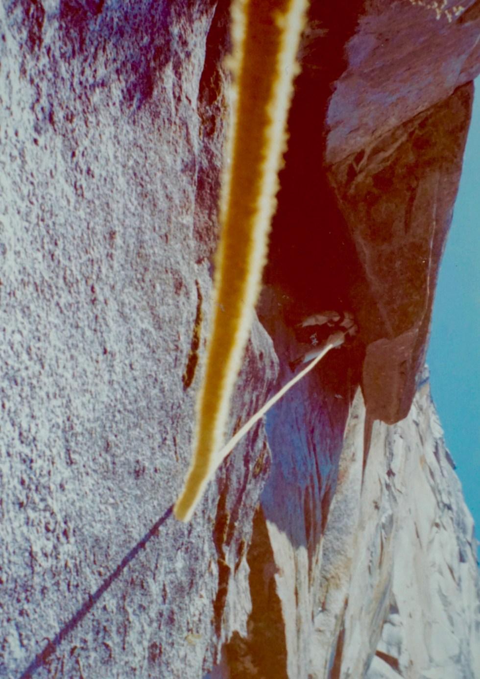 Robert mads Anderson, El Cap, Salathe Wall