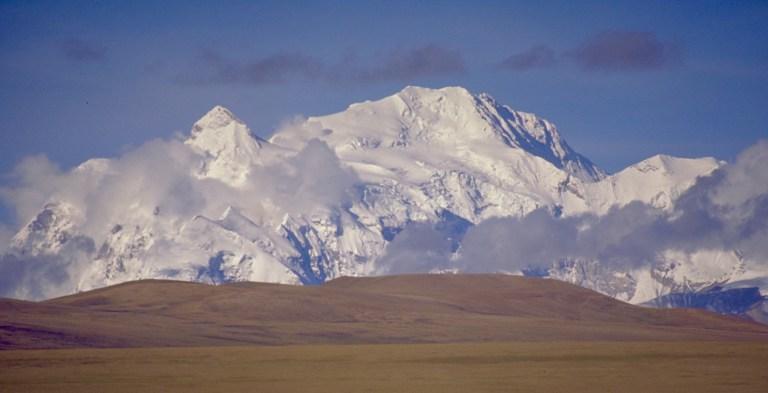 Shishipangma, Himalayas, 8000 meter peak,