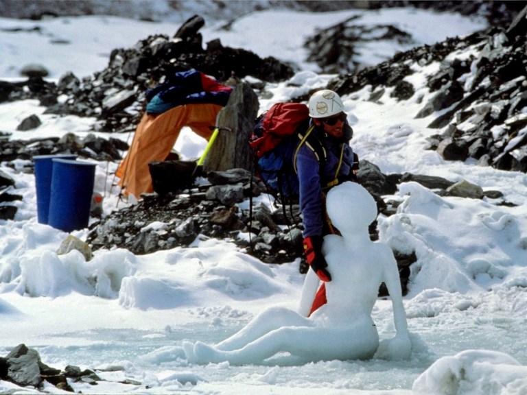 Stephen Venables, Everest, Everest 2019, Everest Kangshung Face