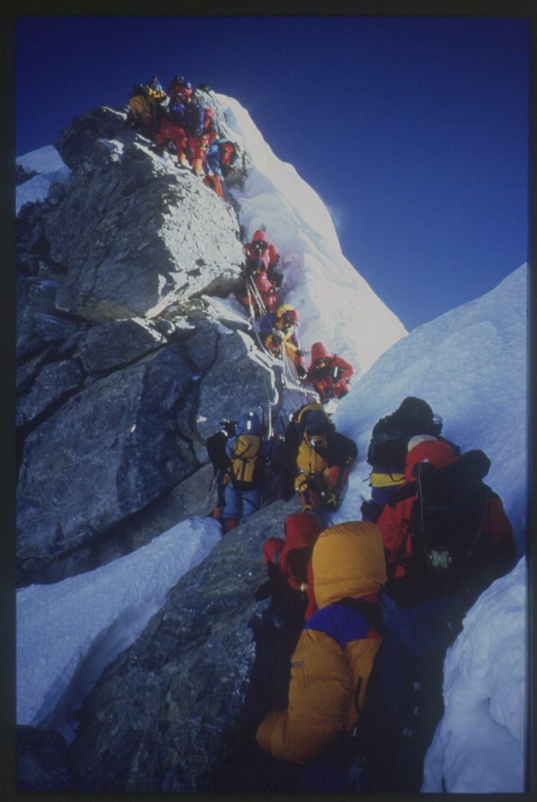 Everest, Hillary Step
