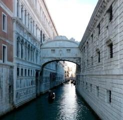 The Bridge of Sighs, Venice