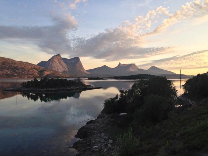 Efjord in norway