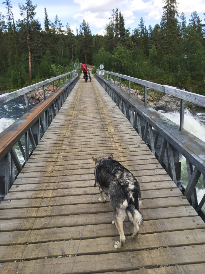 passing over sitoälvsbron