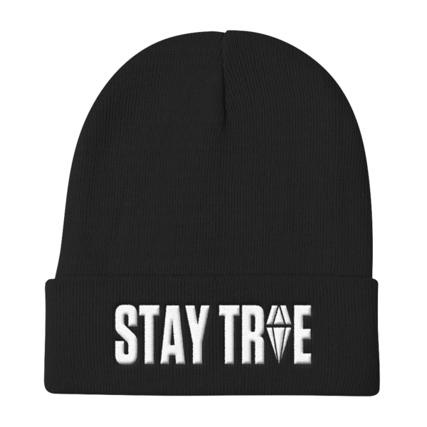 09101961178 You re viewing  Stay TRVE Knit Beanie  29.95