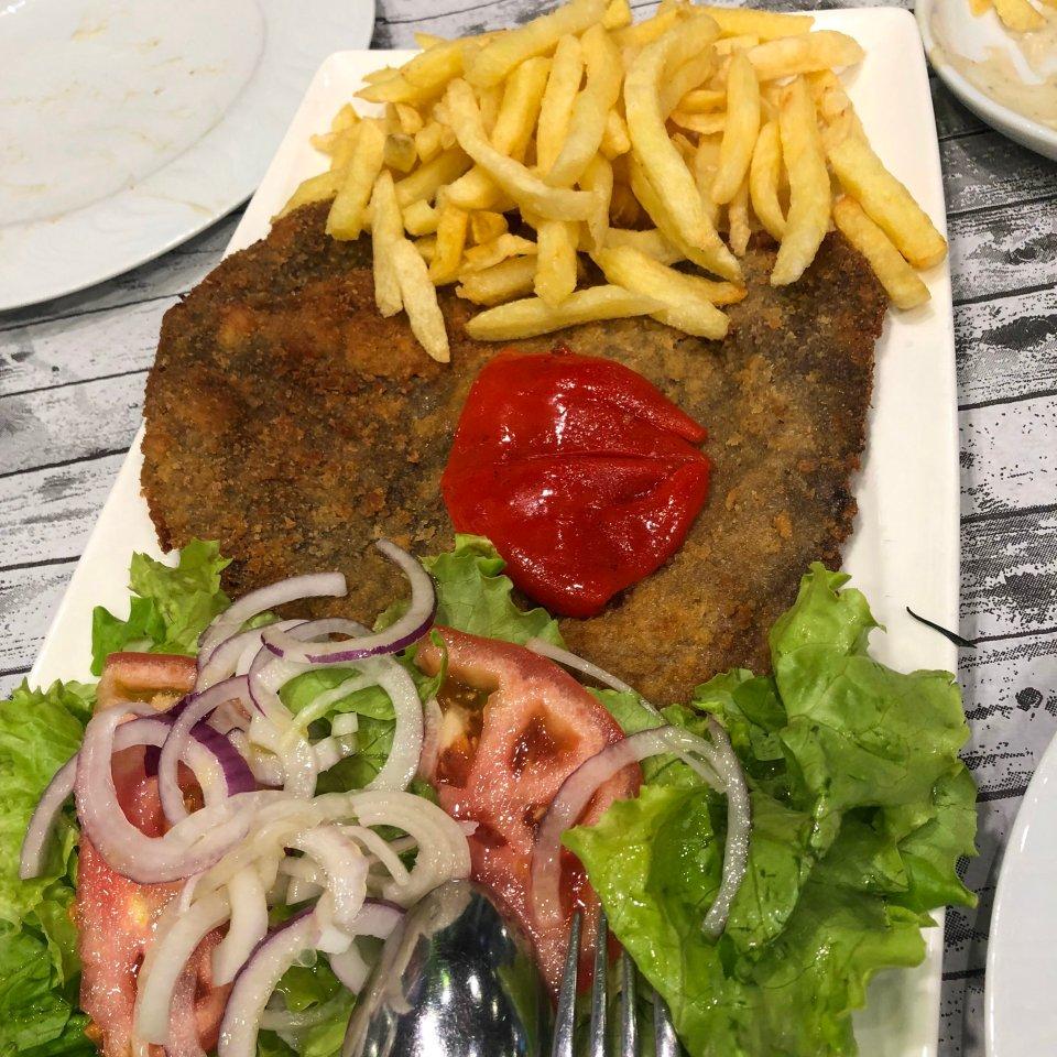 Food - Cachopo