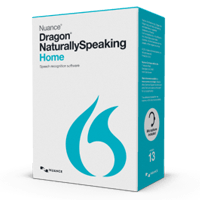 Dragon NatuallySpeaking