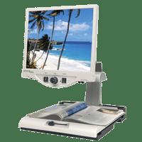 """Merlin HD 17"""" Desktop Magnifier"""