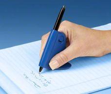 Using steady write pen
