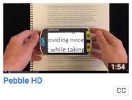 Pebble HD
