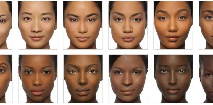 ผลการค้นหารูปภาพสำหรับ human skin color