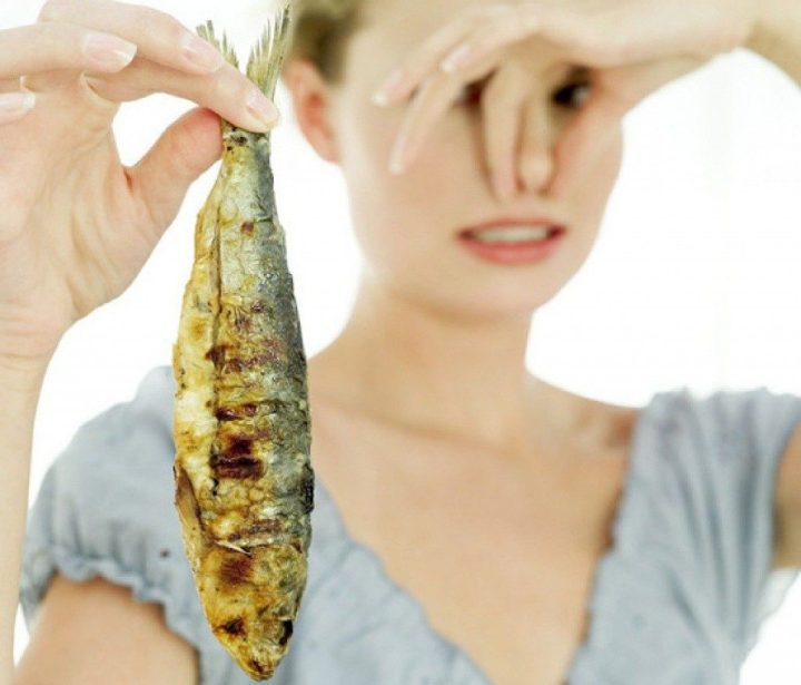how to get rid of fish odor syndrome