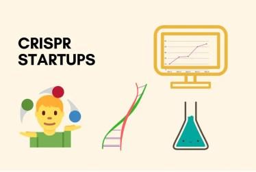 CRISPR Startups