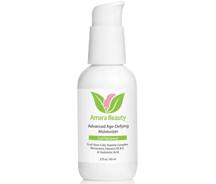 Amara Organics Advanced Age-Defying Moisturizer