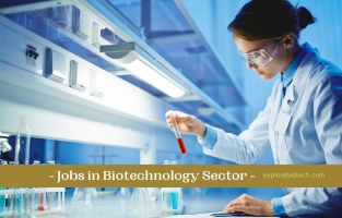 jobs in biotechnology field