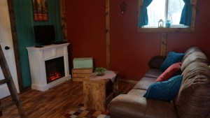 Redwood Living room