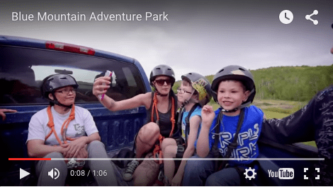 Blue Mountain Adventure Video