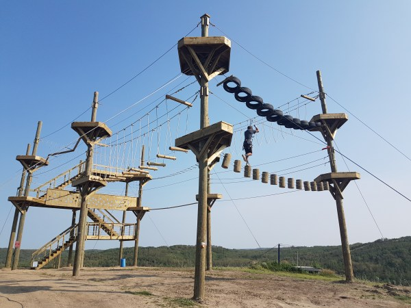 Aerial Course ( main pic)