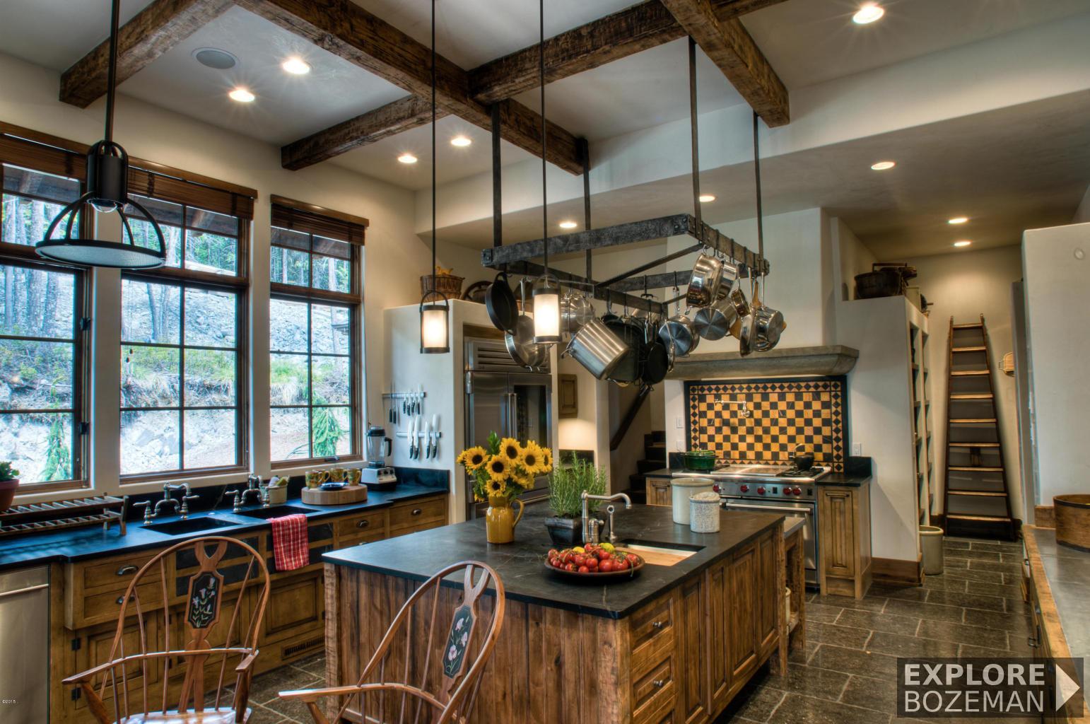 Montana Kitchens