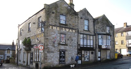 The Swan Buxton