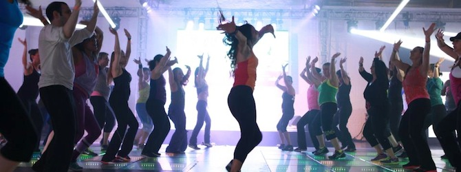 Zumba Class with Angela's Accidental Fitness Buxton