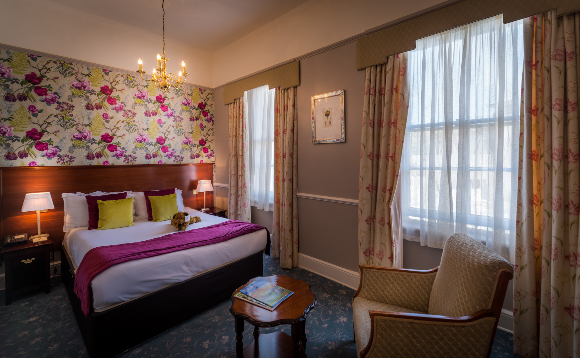 Buxton Old Hall Hotel Restaurant