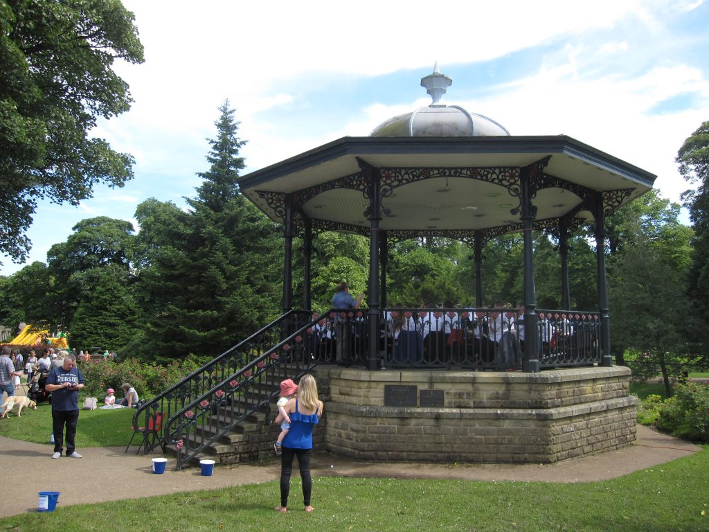 The Pavilion Gardens Buxton