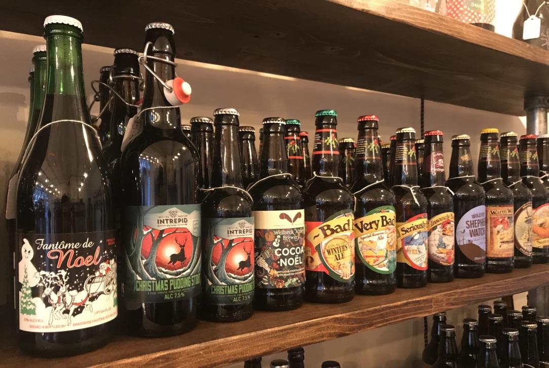 Beer District bespoke hampers