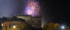 Peak District Bonfire Night Events