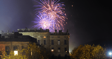 Peak District Bonfire Night Events