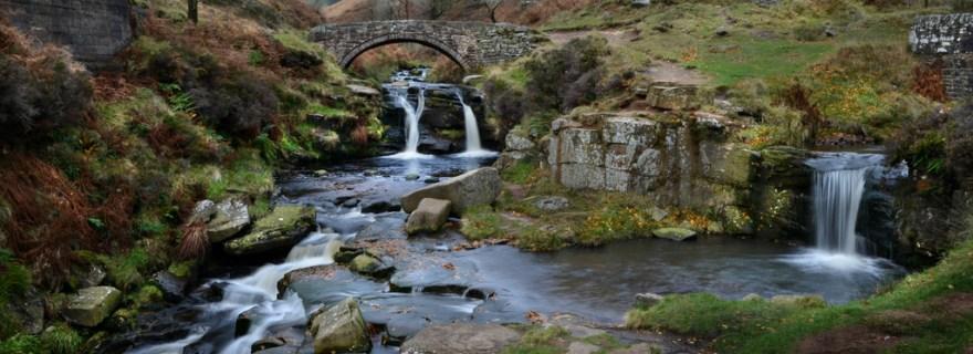 best Peak District walks Three Shires Head