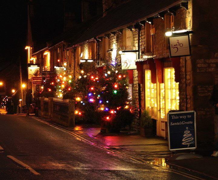 Christmas in the Peak District
