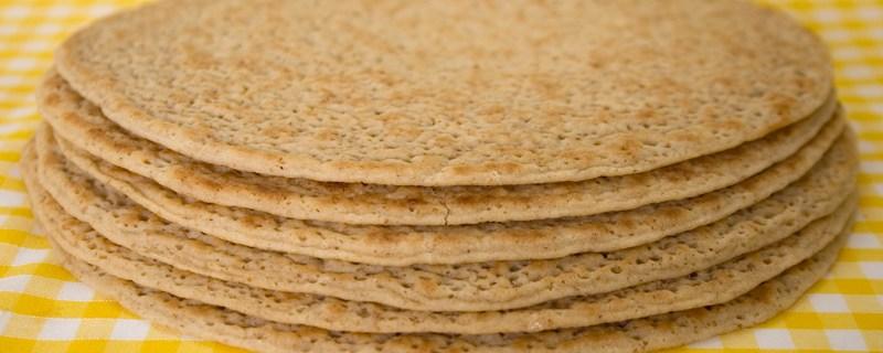 Derbyshire oatcakes recipe