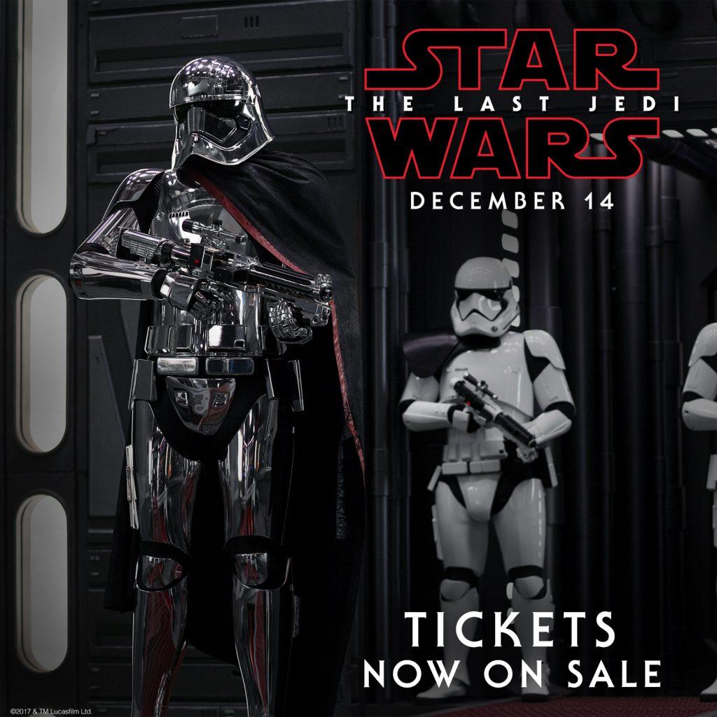 Buxton Cinema Star Wars The Last Jedi