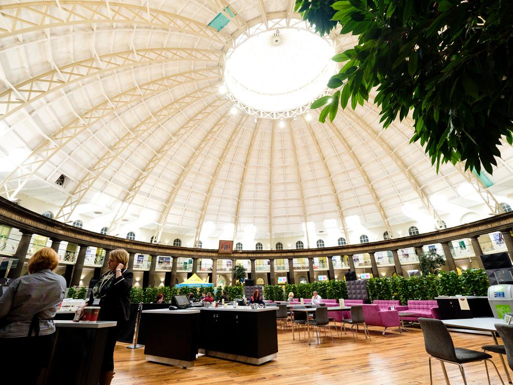 Dome Café Buxton